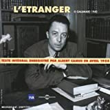 L'Etranger / 3 Audio Compact Discs in French (French Edition)