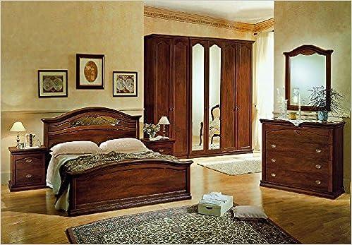 Amazon.it: Camera da letto classica noce antico - - Libri