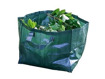 Jardin saco bolsas para residuos de basura bin negarse Sack ...
