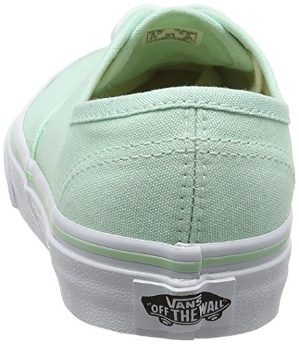 UA True Vans White Basse da Bay Donna Authentic Verde Ginnastica Scarpe pxHAdxfTnq