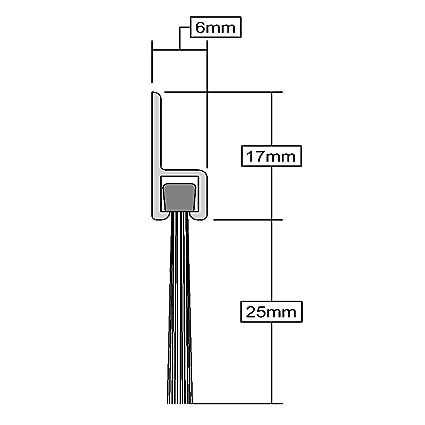 STORMGUARD 02SR0190838A - Puerta (tamaño: 838mm (29