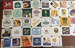 Vintage Collectible - New Authentic German Beer Coasters Set of 50