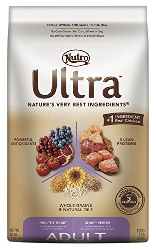 Nutro ULTRA Adult Dry Dog Food, 30 lbs. (Dog Boutique Online)