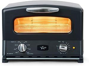 Sengoku SET-G16A(K) HeatMate Toaster Oven, 120 volt, Black