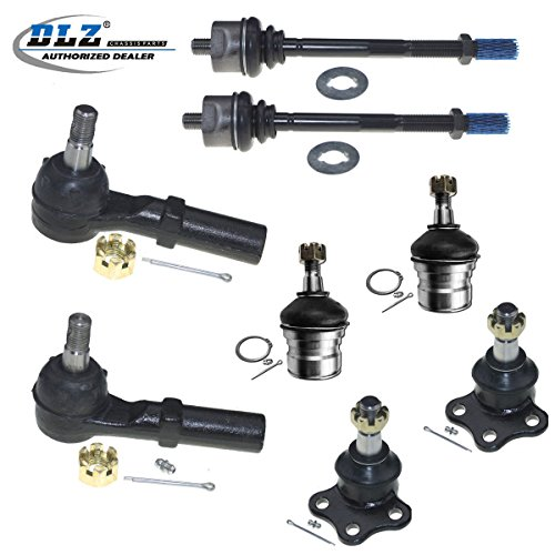 dlz-8-pcs-front-suspension-kit-2-upper-2-lower-ball-joint-2-inner-2-outer-tie-rod-end-for-1997-1998-
