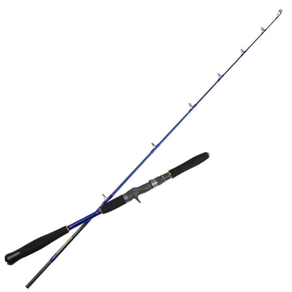 スピニングフィッシングロッドポータブルフィッシングロッド 釣竿 釣り用品 釣竿 炭素鋼 釣竿 に適用する 池 リバーサイド   B07PXQFNYH