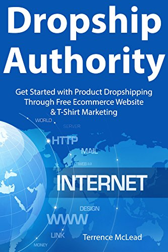 Dropship Authority: Get Started with Product Dropshipping Through Free Ecommerce Website & T-Shirt - Online China Stores Free Shipping