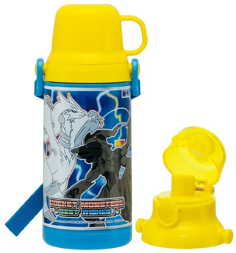 Pokemon (Best Wishes) 2-way correspondence cold water bottle FKDS4 (japan import)