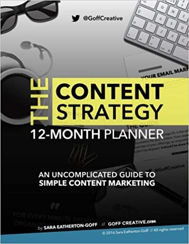 content strategy planner an uncomplicated guide to simple content marketing battle the bounce retain more visitors with a clear system