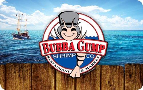 Bubba Gump $50 Gift Card
