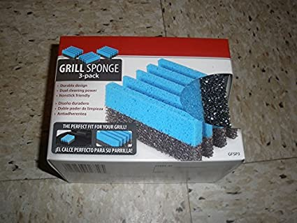 Amazon.com: George Foreman GFSP3 Sponges, by George Foreman ...