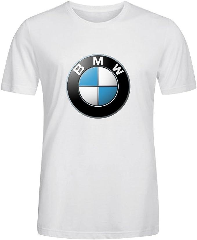 Noomer Camisetas Personalizadas Running New Tee SS - Camiseta de BMW Logo de Casual para Hombre: Amazon.es: Ropa y accesorios