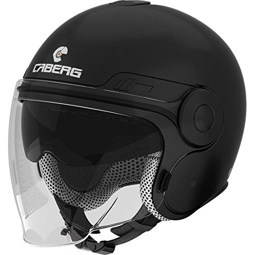 Caberg Uptown Plain Open Face Motorcycle Helmet