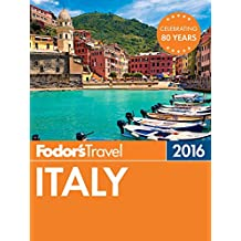 Fodor's Italy 2016 (Full-color Travel Guide)