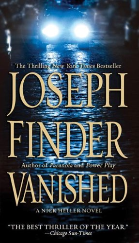Vanished: A Nick Heller Novel