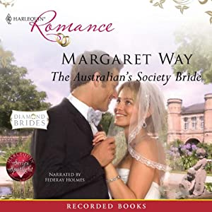 The Australian's Society Bride Audiobook