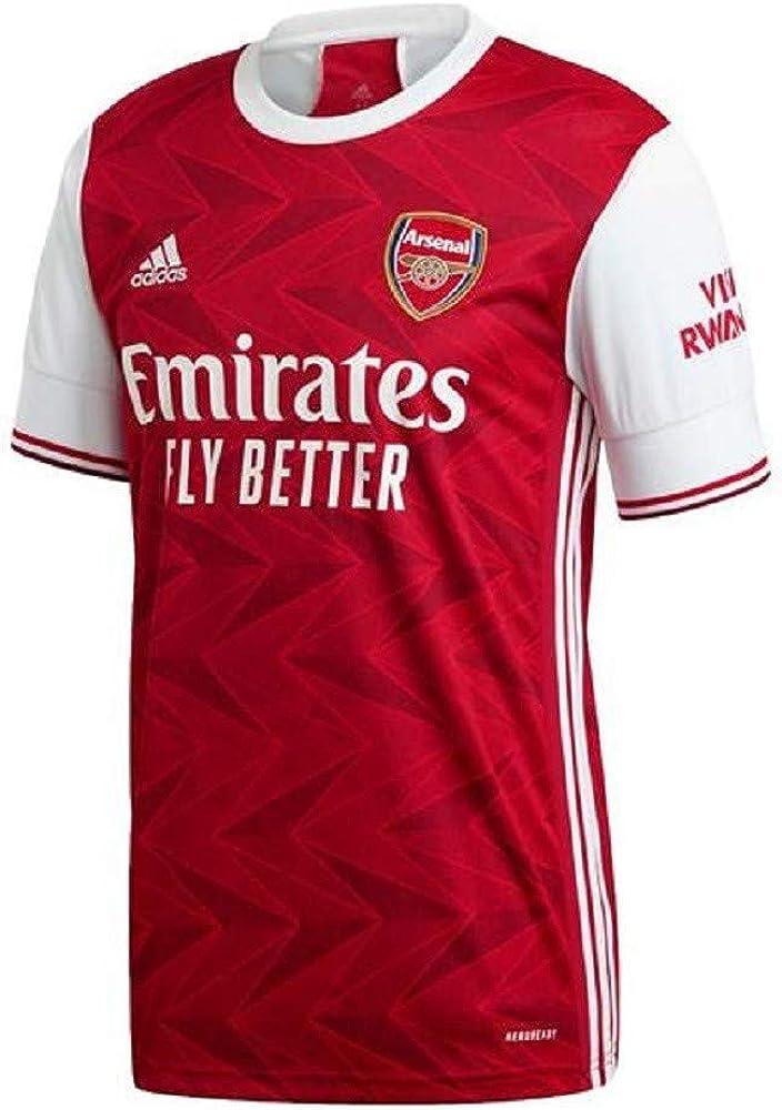 adidas Arsenal FC Temporada 2020/21 AFC H JSY Camiseta Primera equipación Unisex Adulto: Amazon.es: Deportes y aire libre
