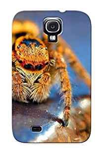 Defender Case For Galaxy S4, Animal Spider Insect Pattern, Nice Case For Lover's Gift