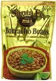 Santa Fe Bean Company Borracho Beans, 9-Ounce Pouches (Pack of 8)