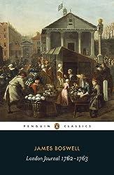 London Journal 1762-1763 (Penguin Modern Classics)