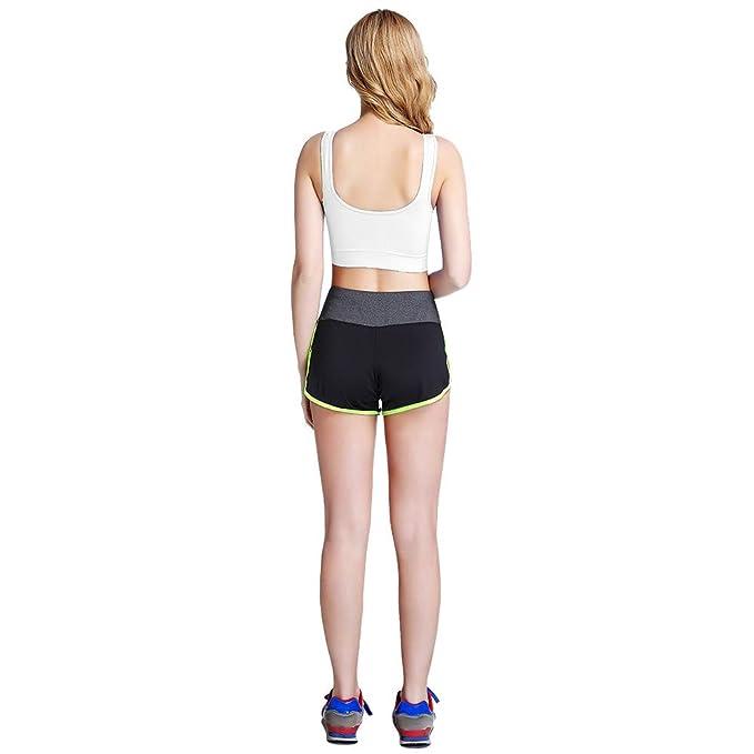 Cinnamou_mujer Sujetador Sin Costura Sin Llantas, Yoga, Fitness, Ropa Interior, Mujeres Embarazadas, CóModo Sujetador para Dormir: Amazon.es: Ropa y ...