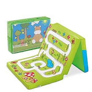 Hauck 890448 Sleeper Folding Mattress And Playpark 60 X