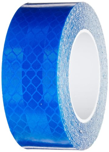 3M 3435 Blue Reflective Tape, 1' width x 5yd length (1 roll)