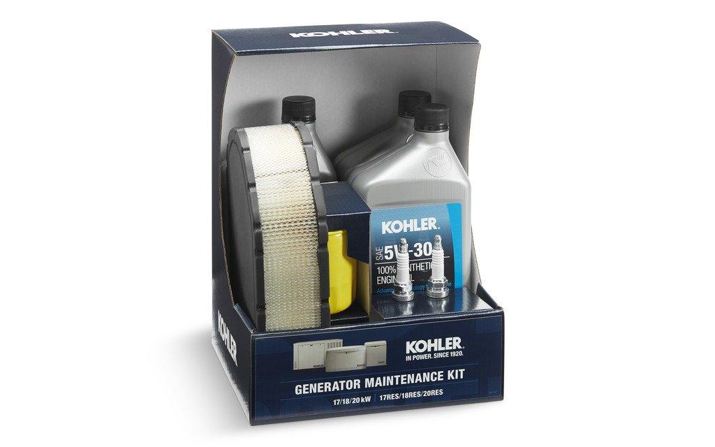 Kohler GM62347 Maintenance Kit for 17/18/20 kW Residential Generators by Kohler