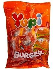 Yupi Gummy Candies, Burger, 96g