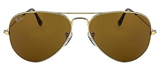 Óculos de Sol Ray Ban Aviator RB3025L 001 33-58  Amazon.com.br ... 17711d4a7b