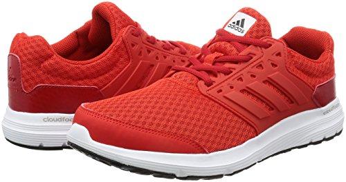 Uomo Red 3 Ore core Da Galaxy Rosso C Redscarlet Scarpe Adidas Corsa 8wXfg