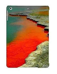 Crooningrose 45851553968 Case Cover Skin For Ipad Air (Waiotapu Thermal Reserve Rotorua New Zealand)/ Nice Case With Appearance wangjiang maoyi
