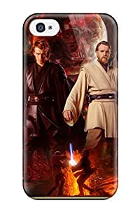 Iphone 4/4s Case Slim [ultra Fit] Star Wars Protective Case Cover