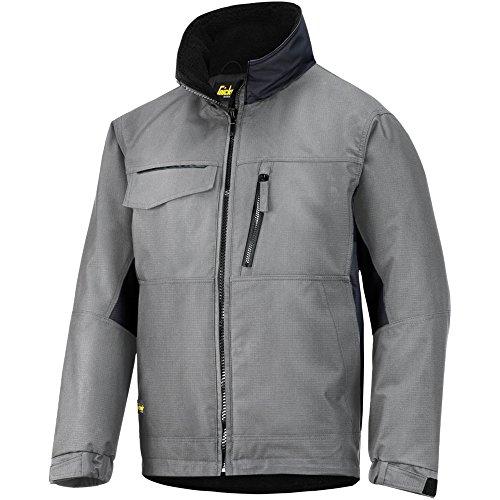 Snickers Workwear nero Jacket Artigiani Inverno Nero Size 1128 Xxxl Grigio 66x7TnPr