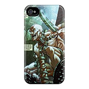 Tpu Fashionable Design Zsaz Rugged Case Cover For Iphone 4/4s New