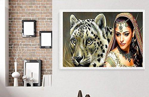 5D Diamond Painting Set Full Bilder DIY Diamant Malerei Stickerei Vollbedeckung Kreuz Stich 36*46CM
