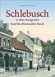 Schlebusch in alten Fotografien. Sand bis Dünnwalder Busch: Bildband mit historischen Fotografien, die den Wandel im Ortsbild zeigen, den Alltag der ... und unvergessene Ereignisse (Archivbilder)