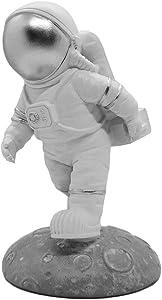 GRAY909 Room Decor Spaceman Statue Kids Bedroom Decor Astronaut Decor Astronaut Toys room decor for bedroom aesthetic cute room decor cheap room decor space decor