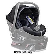 Britax B-Safe 35 Elite Infant Car Seat Cover Set, Domino