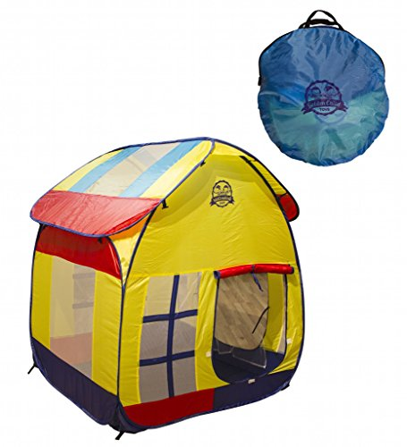 Kid's Play Tent with Carrying Case Indoor Outdoor Children's Tent