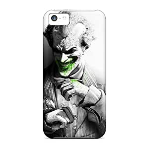 For Iphone Case, High Quality The Joker With Green Blood For Iphone 5c Cover Cases