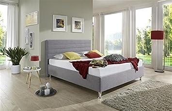 Amazonde Breckle Polsterbett Bett 200 X 200 Cm Melbourne