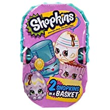 Shopkins Easter Basket 2 Shopkins (1 Basket)