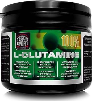 Tegor Sport L-Glutamina 100% 250 g: Amazon.es: Salud y ...