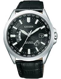 CITIZEN citizen collection Eco-Drive radio clock line receive-style CB0011-18E mens watch