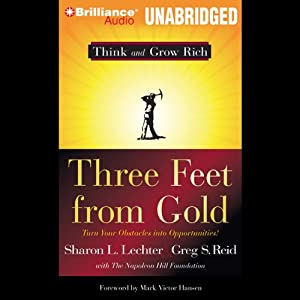 Three Feet from Gold Audiobook