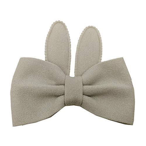 iNoDoZ Cute Baby Girls Rabbit Ears Headwear Bow Hairpin Hair Accessories Multi Color -