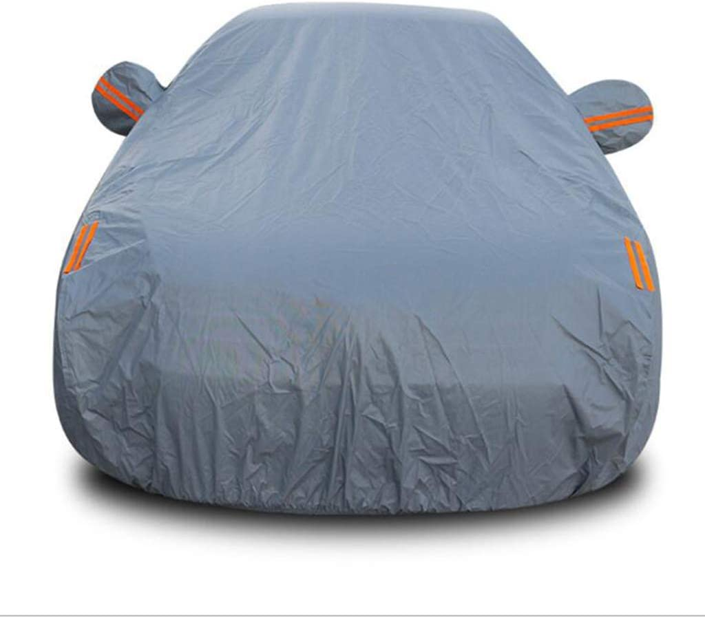 KXBYMX Telo copriauto Copertura Auto Impermeabile e Antivento Tutto Il Giorno Color : Blue, Size : 301 Copertura Auto Esterna Compatibile con Peugeot 308 copriauto antigrandine