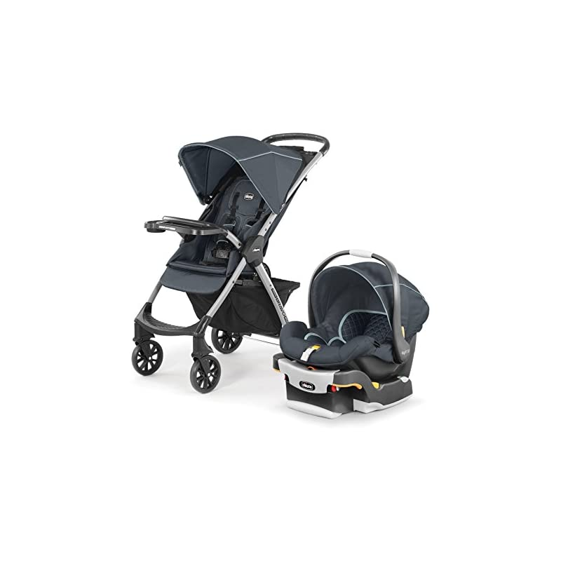 Chicco Mini Bravo Plus Travel System, Mi