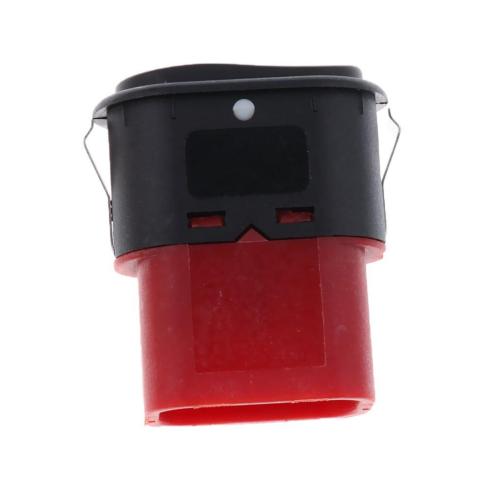 Sharplace Interruptor de Ventana de Lado Pasajero para Coche Recambios OEM 95BG14529AB